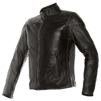 Dainese Mike Leather Jacket - black