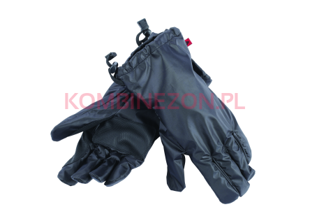Dainese D-CRUST OVERGLOVES - czarne