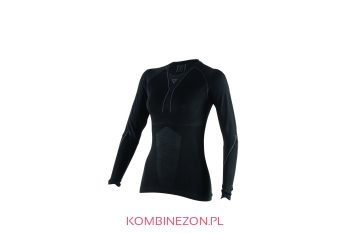 Dainese D-CORE DRY TEE LS LADY czarny/ antracyt