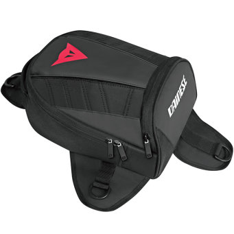 Dainese D-TANKER MOTORCYCLE MINI BAG STEALTH-BLACK