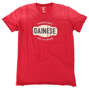 T-SHIRT Dainese - GARAGE