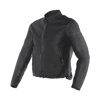 Dainese ARCHIVIO LEATHER JACKET - BASIC