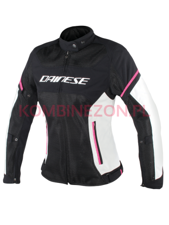 Dainese AIR FRAME D1 LADY TEX JACKET