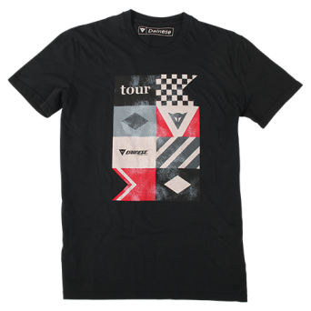 T-SHIRT Dainese TOUR