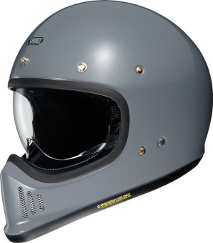 Kask SHOEI EX-ZERO BASALT GREY