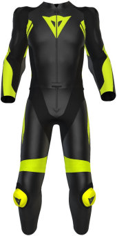 Kombinezon DAINESE AVRO D2 2 PCS YELLOW