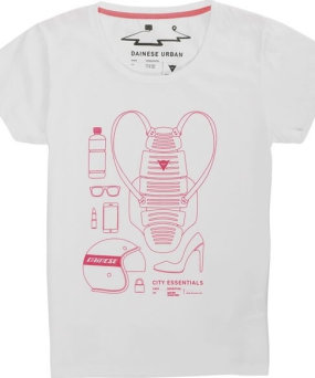 T-Shirt DAINESE CITY PACK LADY