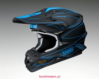 Shoei VFX-W HECTIC TC-2
