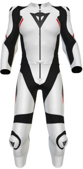 Kombinezon DAINESE AVRO D2 2 PCS LADY SNOW WHITE