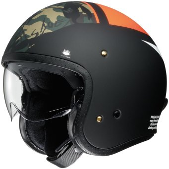 Kask Shoei JO SEAFIRE TC-8