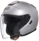 Kask Shoei J-Cruise Srebrny