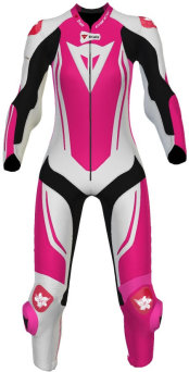 Kombinezon DAINESE D-AIR RACING MISANO 2 LADY 1PC Custom
