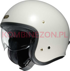 Kask Shoei JO OFF WHITE