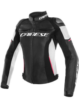 Dainese RACING 3 LADY LEATHER JACKET-