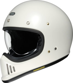 Kask SHOEI EX-ZERO OFF WHITE