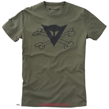 T-SHIRT Dainese DOUBLE BONE