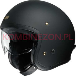 Kask Shoei JO MATT BLACK
