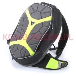 Dainese D-EXCHANGE BACKPACK L czarno/antracyt/żółty-fluo.