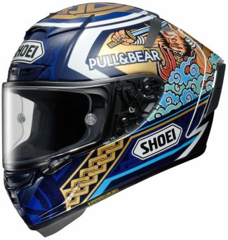 Kask Shoei X-Spirit 3 MARQUEZ MOTEGI 3 TC-2