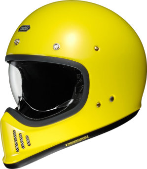 Kask SHOEI EX-ZERO BRILLIANT YELLOW
