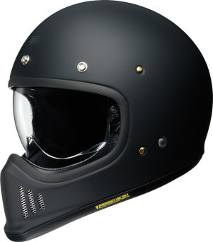 Kask SHOEI EX-ZERO MATT BLACK