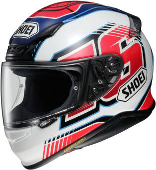 Kask Shoei NXR CLUZEL TC-1