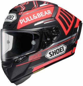 Kask Shoei X-Spirit 3 MARQUEZ BLACK CONCEPT TC-1