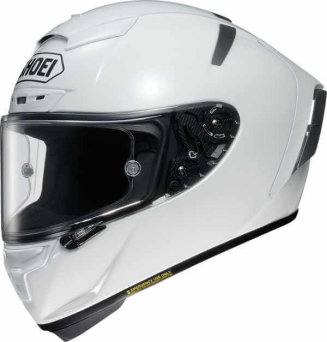 Kask Shoei X-Spirit 3 WHITE POTESTOWY